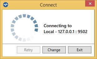 Backup4all Monitor - Monitor Connect